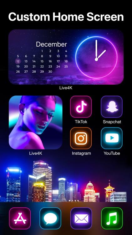 Live Wallpaper Maker - Live4K screenshot-8