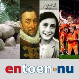 EnToen Nu - geschiedenis app