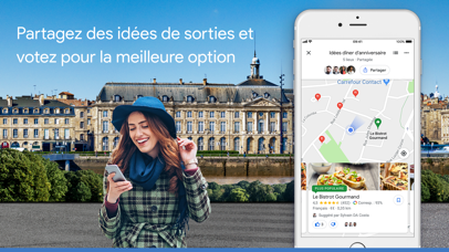 Google Maps - GPS & transports pour Android
