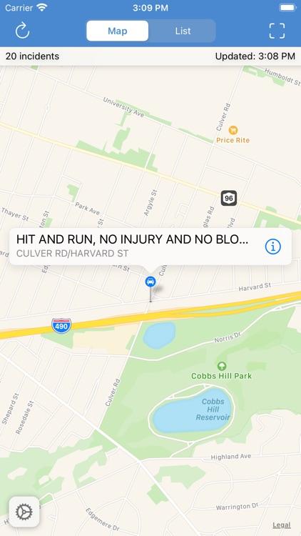 Monroe County Incidents screenshot-3