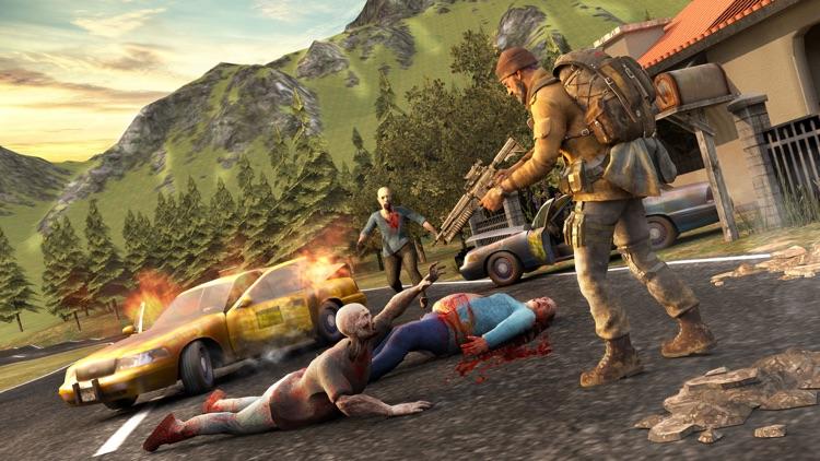 Z War: Rescue The Survival screenshot-0