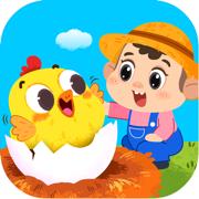 动物小牧场-热爱劳动体验农场生活