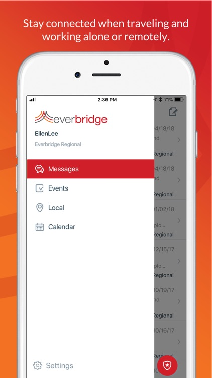 Everbridge screenshot-4