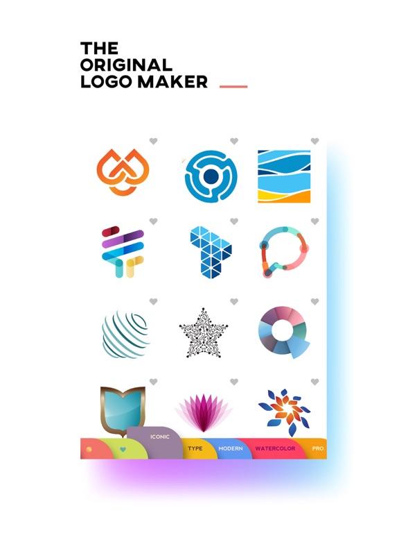 LogoScopic Studio – Logo Maker. screenshot