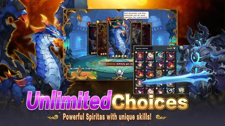 Fantasy Legend:War of Contract