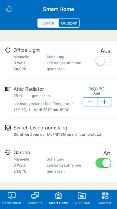 MyFRITZ!AppScreenshot von 3