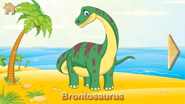Dino Puzzle for Kids Full Game screenshot-3