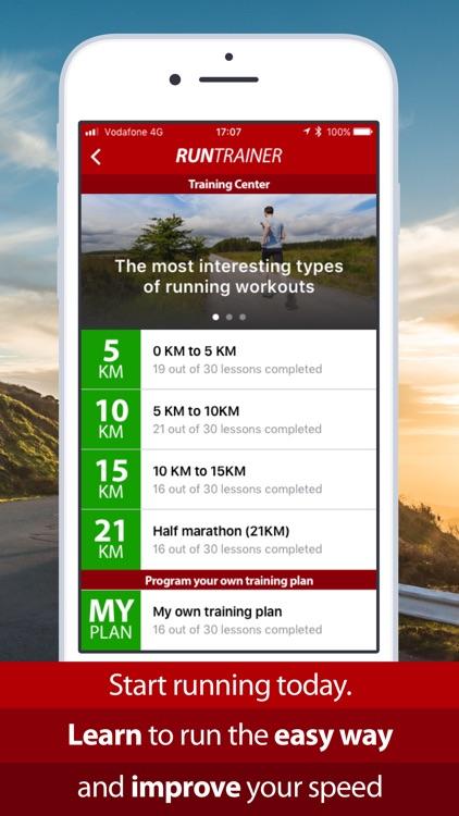 Run Trainer - Running app screenshot-3