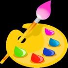 Gioco di disegno per bambini icon