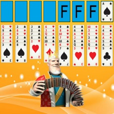 *FreeCell Solitaire