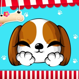 Cute Dog Stickers & Emoji