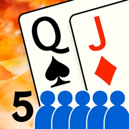 5-Handed Pinochle Gold
