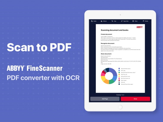 Screenshot #1 for FineScanner PRO - PDF Scanner
