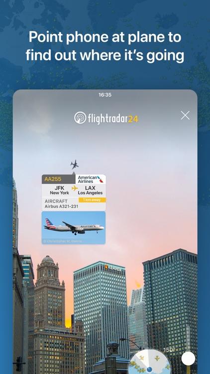 Flightradar24 | Flight Tracker screenshot-5