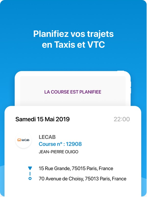 Assistant SNCF - Transports