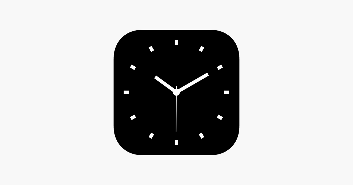 desk clock analog clock on the app store rh itunes apple com