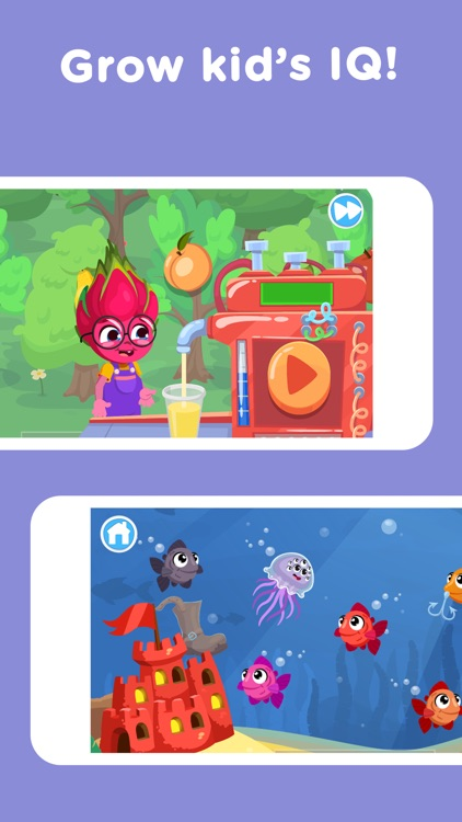 Keiki Puzzle Games for Toddler