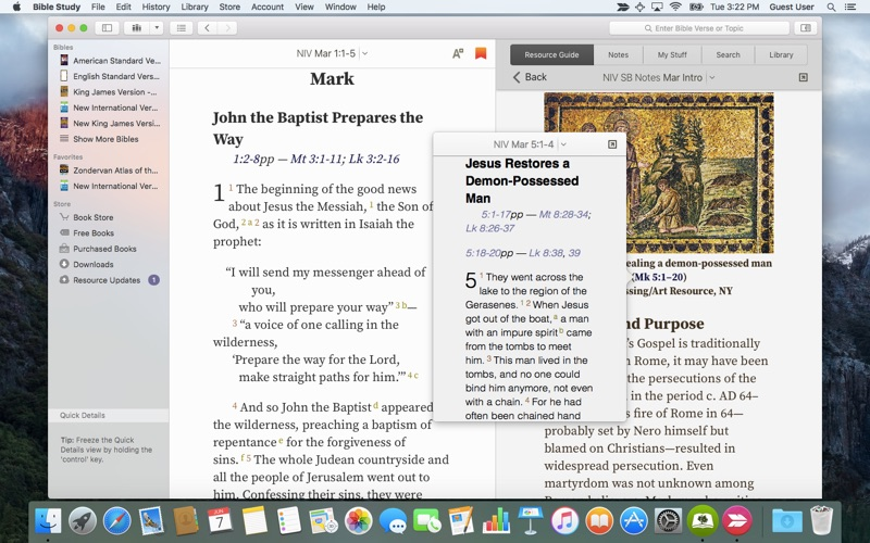 BibleReader Screenshot