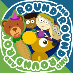 Toddlers: Round and round