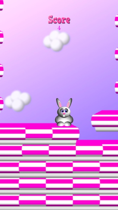 Screenshot for Bunny Hoppy in Japan App Store