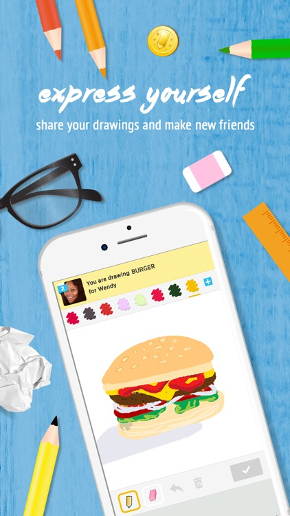 Draw Something screenshot-0