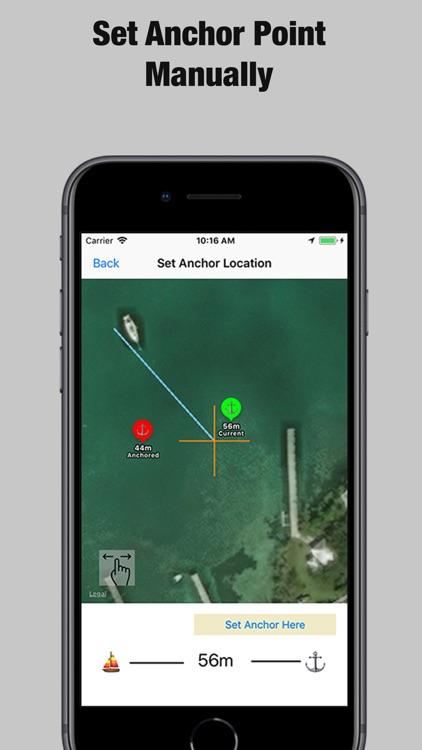 SafeAnchor.Net Anchor Alarm screenshot-7