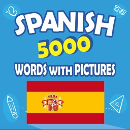 Spanish 5000 Words&Pictures