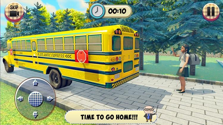 Virtual High School Girl Game screenshot-4