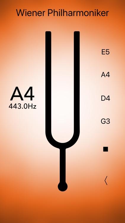 Violin Tuner Professional screenshot-3