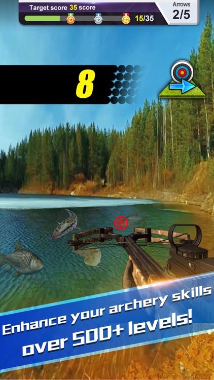 Archery Champ - Bow&Arrow King screenshot-3