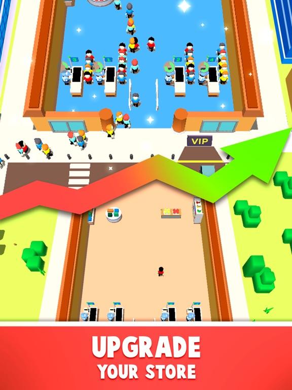 Idle Square Inc.: Mall Tycoon screenshot 9