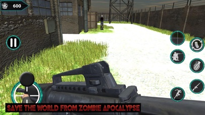 Zombies Deadly Target screenshot two