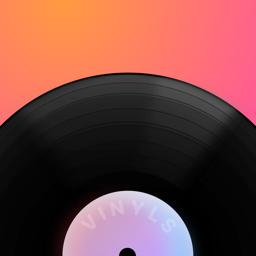Ícone do app Vinyls