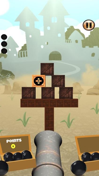 Cannon Ball : Shoot Down Block screenshot-3