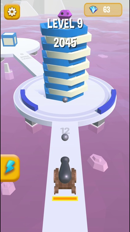Color Stack Shooter