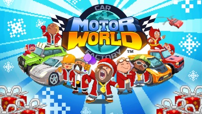 Motor World: Car Factoryのおすすめ画像1
