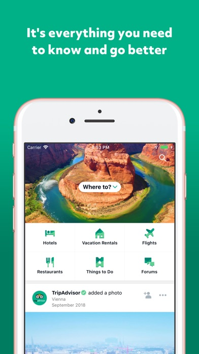 Tripadvisor Hotels Restaurants review screenshots