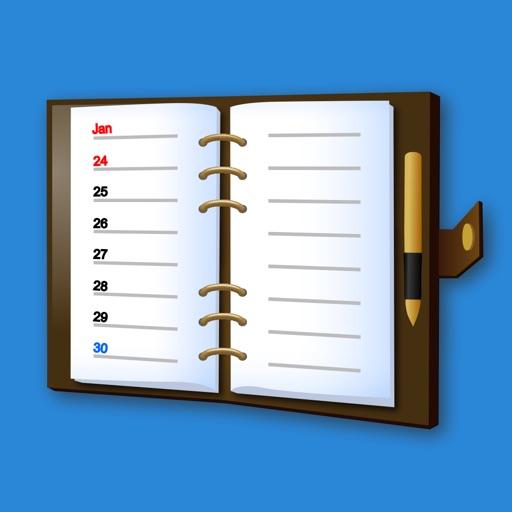 ジョルテ カレンダー&システム手帳でスケジュール管理