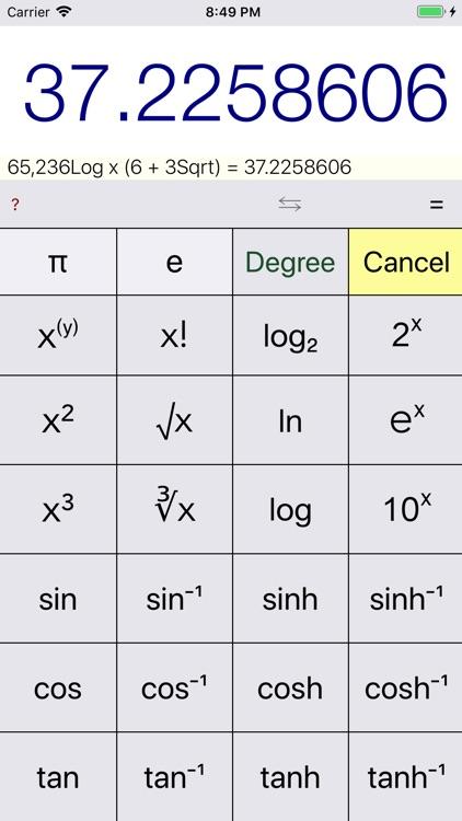 Function Calc screenshot-4