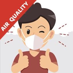My Air Quality - PM25 / 2020