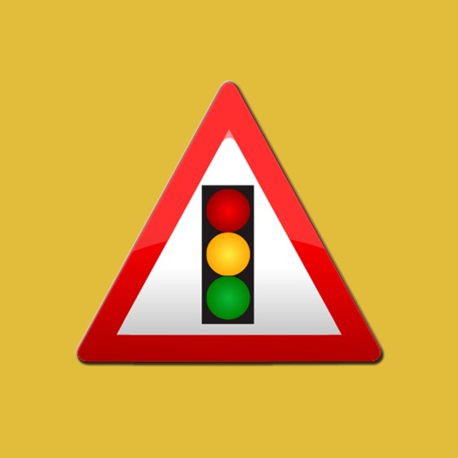 Crazy Traffic Signs Stickers