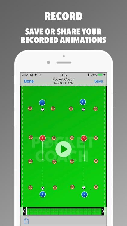 Pocket Coach: Tactic Board