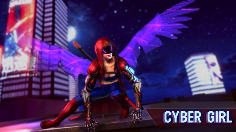 Grand Superhero Justice Sim screenshot-8