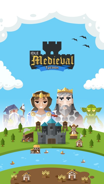 Medieval Idle Tycoon - Clicker screenshot-0