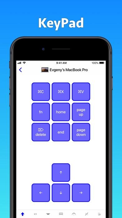Sibelius KeyPad for Mac Screenshots