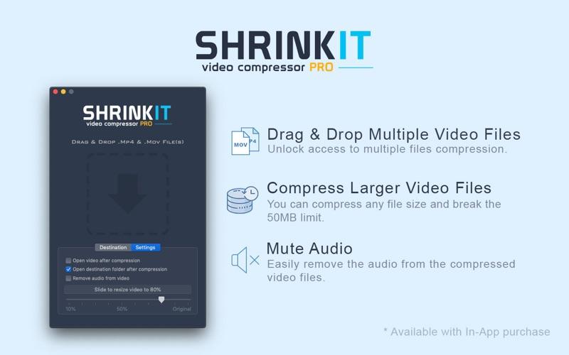 ShrinkIt скриншот программы 3