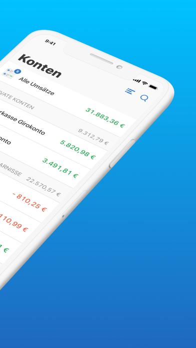 Outbank – 360° BankingScreenshot von 2