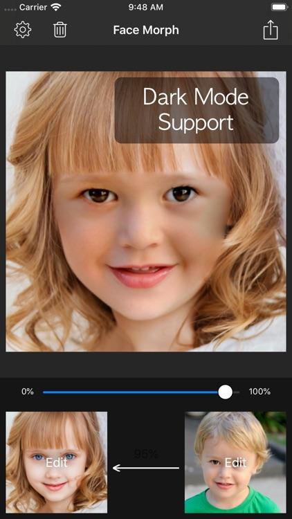 Face Morph - Morph 2 Faces screenshot-9
