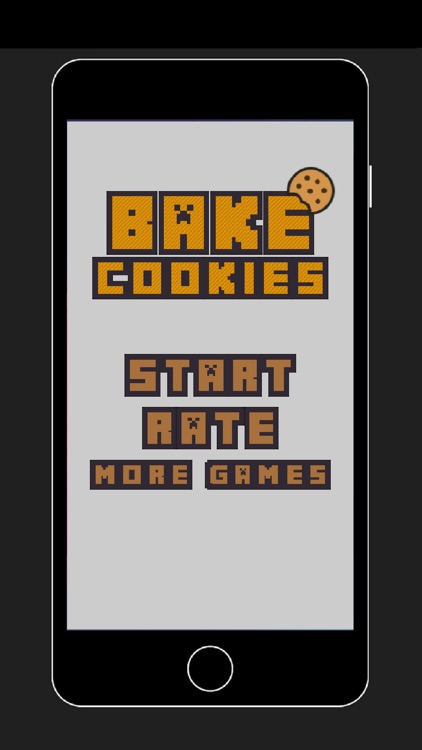 Bake Cookies Casual Game