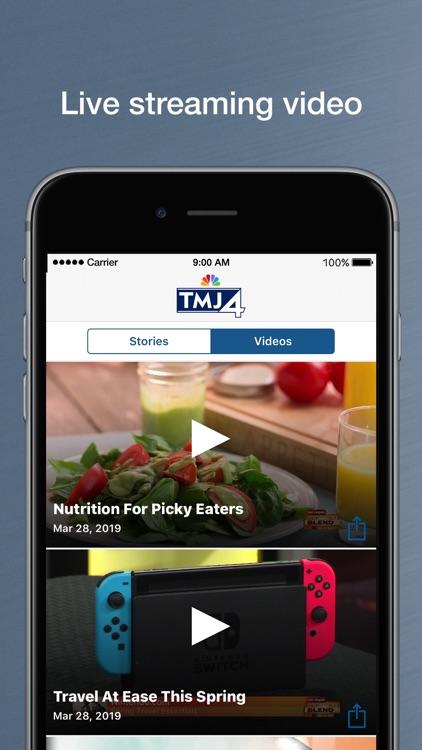 TMJ4 News screenshot-4